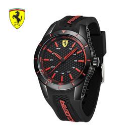 聚Ferrari法拉利手表男士运动手表潮流欧美防水石英腕表0830245