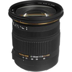 Sigma/适马 17-50mm F2.8 EX DC OS半画幅镜头 风景人像 (尼康卡口)