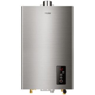 海尔(Haier)12升燃气热水器 变频恒温低水压启动安全防护 专利蓝火焰JSQ24-12A1(12T)天然气