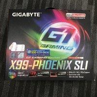 GIGABYTE 技嘉 X99-Phoenix SLI 主板 (Intel X99/LGA2011-3)