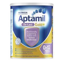 Aptamil 爱他美 Gold 金装 澳无乳糖奶粉 0-12个月 900g