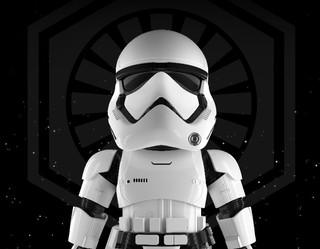 UBTECH 优必选 星球大战 FIRST ORDER STORMTROOPER 第一秩序冲锋队 机器人