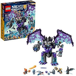 中亚Prime会员:LEGO 乐高 Nexo Knights 未来骑士团系列 70356 石头巨魔大决战