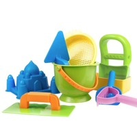 Hape 沙滩玩具 9件套