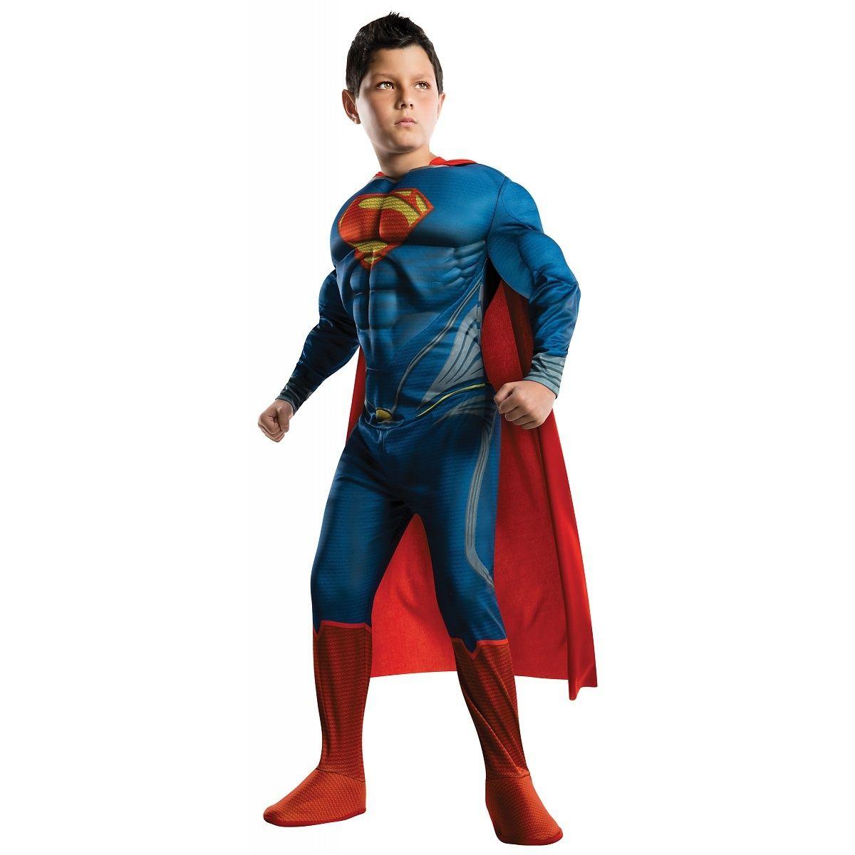 Superman 超人 万圣节 童款 COSPLAY 连体衣