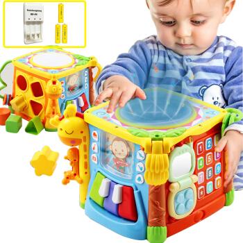 谷雨 六面盒玩具