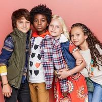海淘活动:crazy8美国官网 全场童装促销