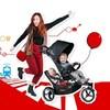 Phil&teds dot 3.0 双人婴儿推车