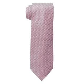 凑单品 : VInce Camuto Lanza Geo 男士真丝混纺领带