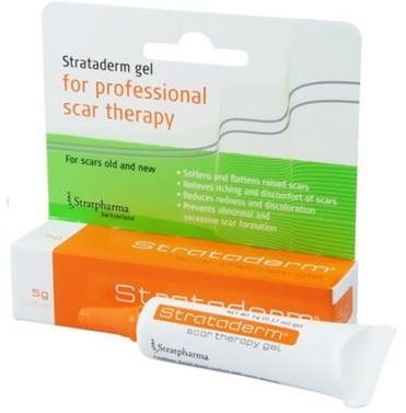 Strataderm 施可复 自风干型专业除疤凝胶 5g