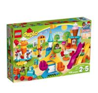 LEGO 乐高 DUPLO系列 10840 大型游乐园