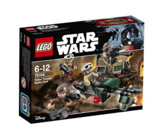 LEGO 乐高 Star Wars 星球大战系列 75164 义军骑兵战斗套装