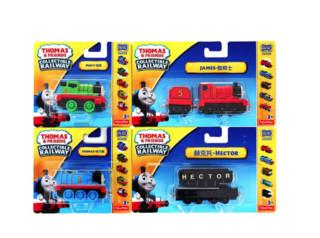 Thomas&Friends 托马斯和朋友 FJN26 合金小火车 4辆装