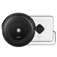 iRobot Roomba 691扫地机器人 Braava 381 擦地机器人