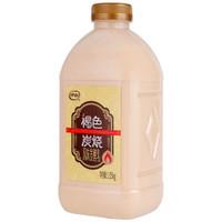 PLUS会员:yili 伊利 褐色炭烧酸奶 1050g