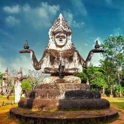 深圳-老挝万象+琅勃拉邦 往返含税机票