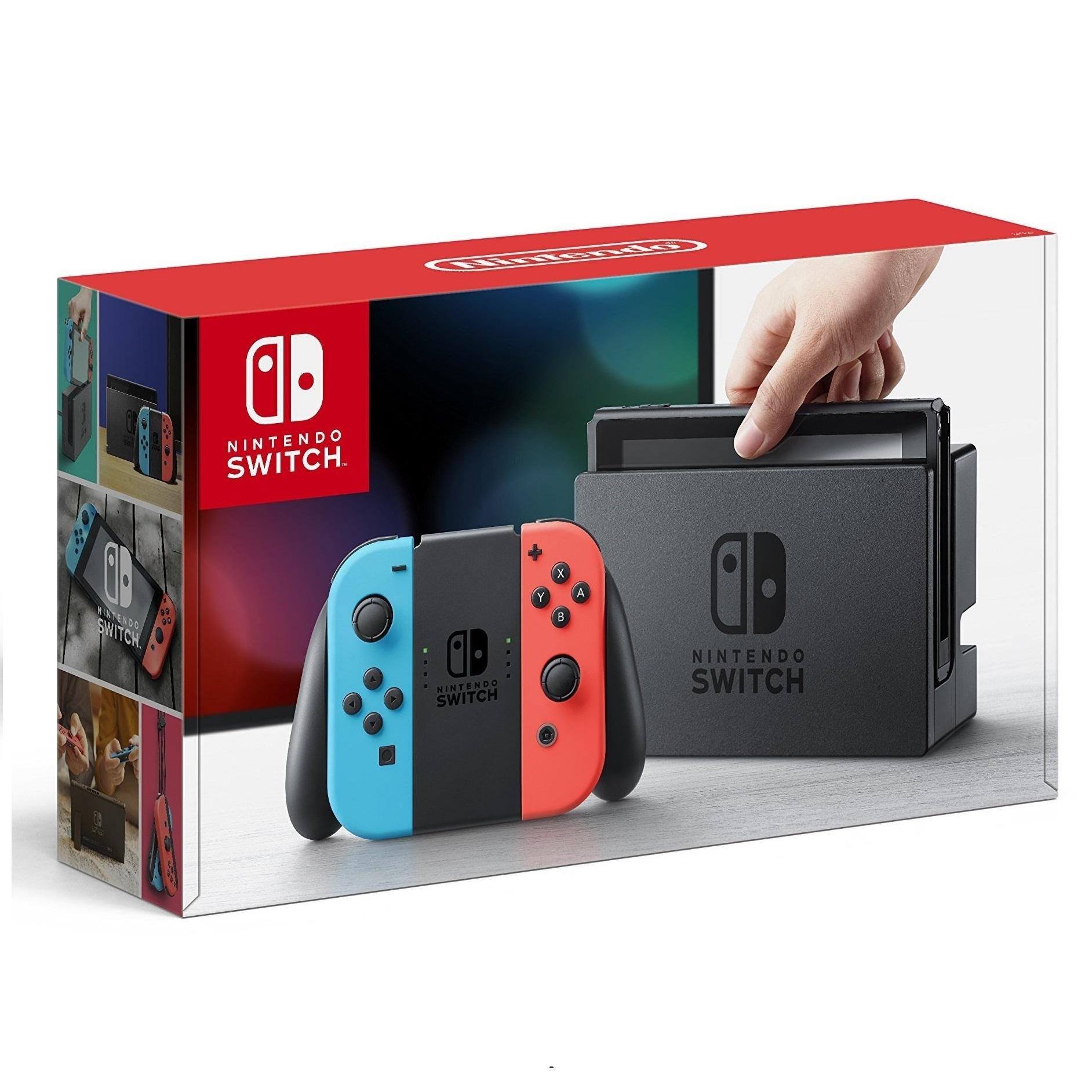 Nintendo 任天堂 Switch 游戏主机