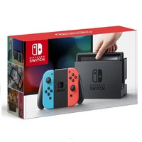 Nintendo 任天堂 Switch 续航加强版 游戏主机 国行   《宝可梦 剑》 良值无线手柄