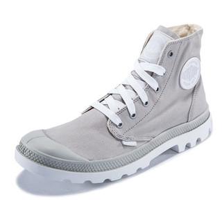 PALLADIUM Blanc Hi 72886 中性款高帮帆布鞋