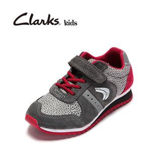 clarks Super Step Inf 中童运动鞋