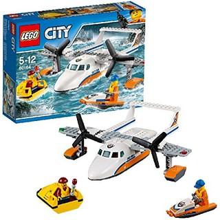 LEGO 乐高 LEGO City 城市系列 60164 海上救援飞机 *2件+凑单品