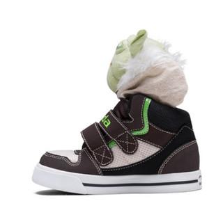 SKECHERS 斯凯奇 星球大战元素儿童高帮休闲鞋