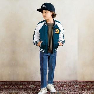 凑单品 : Skipland 斯克莱 双面穿横须贺夹克衫