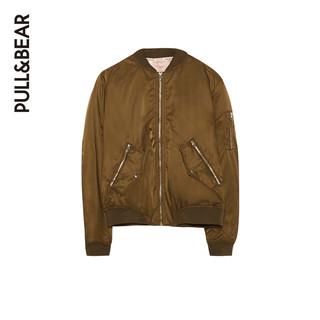 双11预售 : PULL&BEAR 09715338 女士飞行夹克