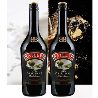 双11预售 :  Baileys 百利 甜酒 750ml *2瓶