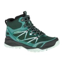 MERRELL 迈乐 Capra Bolt Mid Waterproof 女款中帮防水登山靴