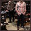 UES HEAVY FLANNEL SHIRT 501753 色织重磅法兰绒衬衫 17092日元(需用券,约1054.58元)
