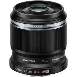 奥林巴斯 M.ZUIKO DIGITAL ED 30mm F3.5 Macro 微距镜头