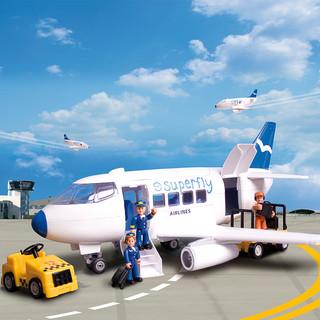 SIMBA 仙霸 炫玩航空飞机玩具