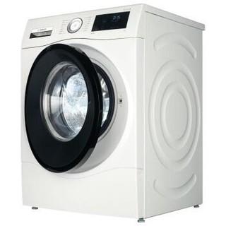 博世(BOSCH) WAU284600W 9公斤 变频 滚筒洗衣机 全触摸屏 静音 除菌 婴幼洗 随心控时(白色)