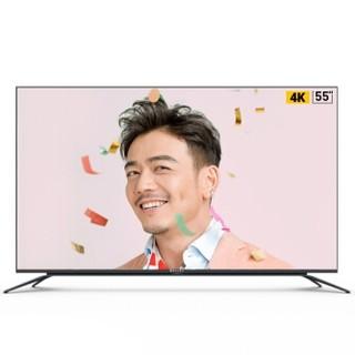 历史新低 : WHALEY 微鲸 W55J2 55英寸 4K液晶电视 +凑单品