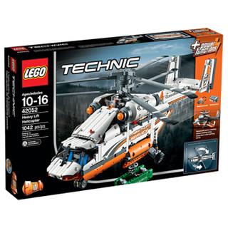 LEGO 乐高 42052 重型双旋翼 运输直升机
