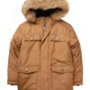 Gymboree Faux-Fur Hooded Jacket 男童连帽夹克