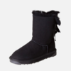 Ever Australia Ugg 11837 中筒蝴蝶结雪地靴
