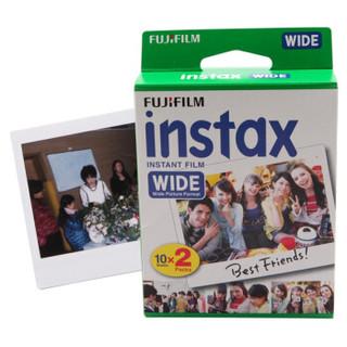 富士INSTAX  WIDE相纸(胶片) 100元