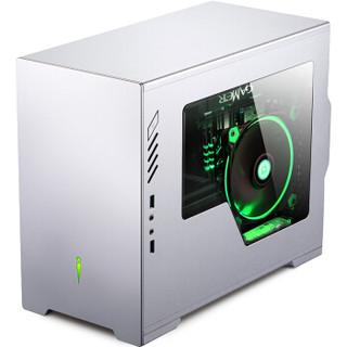 PRIMO 普力魔 魔方P115E 全铝Mini ITX 侧透机箱(倒置设计、支持SFX电源)