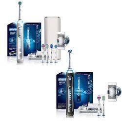 Oral-B 欧乐-B iBrush9000 Plus + iBrush9000 声波电动牙刷