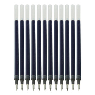 三菱(Uni) UMR-1 (财务用笔)中性笔芯(蓝色) 0.38mm(12支装) *3件+凑单品