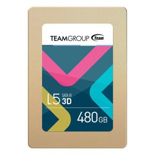 Team 十铨 L5系列 SATA III 固态硬盘