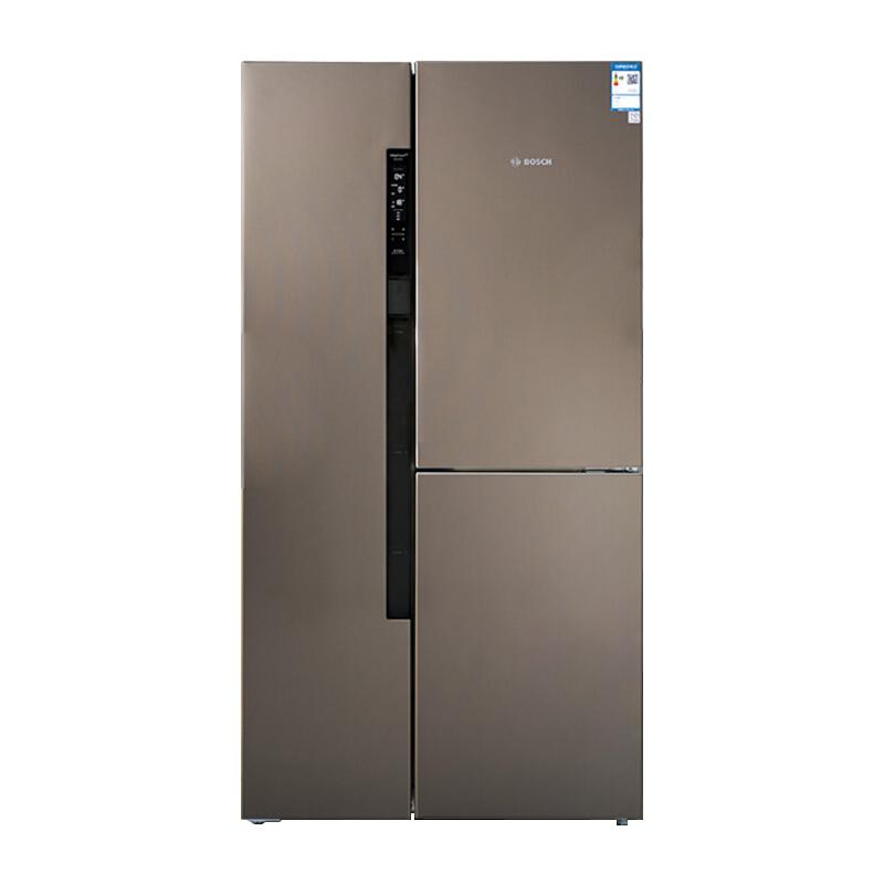 BOSCH 博世 KAF96A46TI 对开三门变频冰箱
