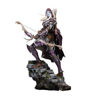 WOW 魔兽世界 希尔瓦娜斯·风行者 雕像