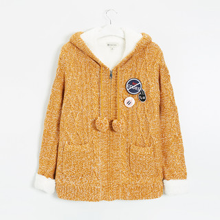 双11预告 : C&A CA200197792 冬季新款加绒毛衣外套