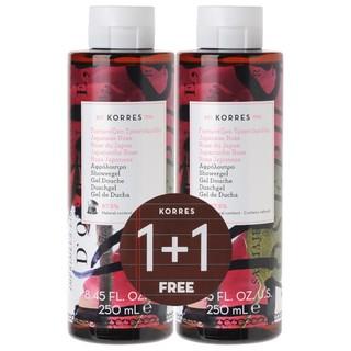 凑单品 : KORRES 日本玫瑰沐浴露 250ml*2瓶