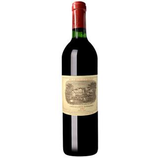 历史新低 : LAFITE ROTHSCHILD 拉菲 干红葡萄酒 1982年 750ml