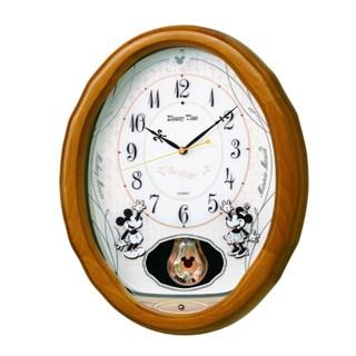 SEIKO 精工 CLOCK FW575B Disney Time 电波挂钟