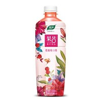 悦活 果昔蔓越莓山楂果汁饮品 500ml